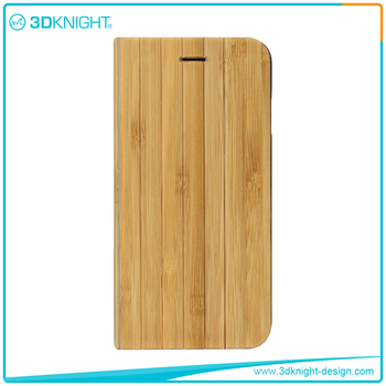 Custom For iphone 7 Flip Case ,Natural Cherry Wood Sublimation Flip Phone Case For iphone 7 7 Plus