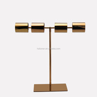 Metal display racks for clothes shores/dispaly stand