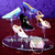 Hot sale transperant high quality acrylic lady shoes display rack