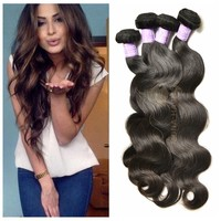 Goods from china 7a grade real hair body wave philippine virgin hair