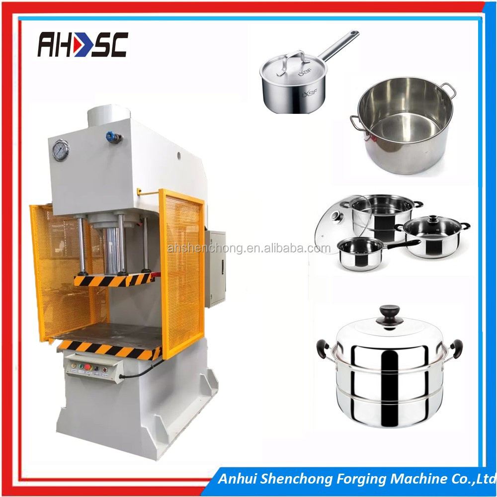 2015 Popular Y32 Series Four-column Guide Molding Hydraulic Press Machine Tool anhuishenchong