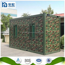 Villa,Sentry Box,House,Hotel,Toilet,Shop,Office Use and Sandwich Panel Material container house