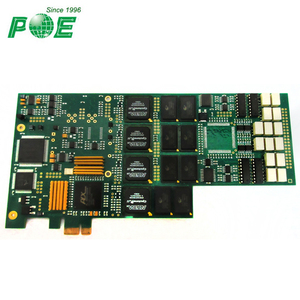 PCB Supplier 16 Layer PCBA Prototype Printed Circuit Board Assembly
