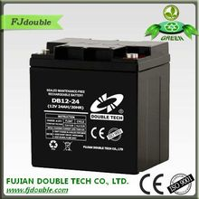 good price rechargeable agm vrla exide battery 12v 24ah