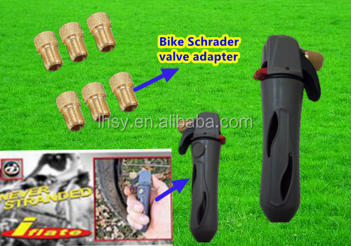 Hot Sale mini CO2 Bicycle Pump Bike Inflator from manufacturer