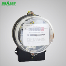 2015 New Arrival DD862 Single Phase Electricity Meter