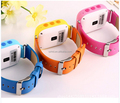 Bulk Wholesale Kids GPS Tracker Smart Watch V80 With GSM SOS Calling Function For Kids Watch Phone
