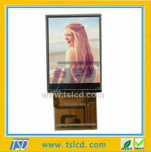 TFT LCD display 3.2 inch 240*320 lcd panel with touch screen & RGB interface