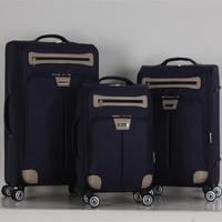 Nylon Light Weight Business Luggage Sets