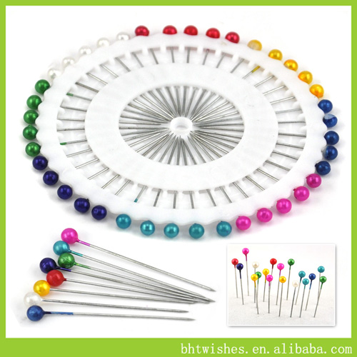 480Pcs Dressmaking Straight Pins