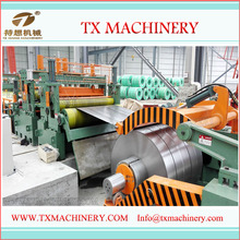 TX1400 High Speed stainless steel sheet slitting machine,steel coil slitting line,automatic slitting machine