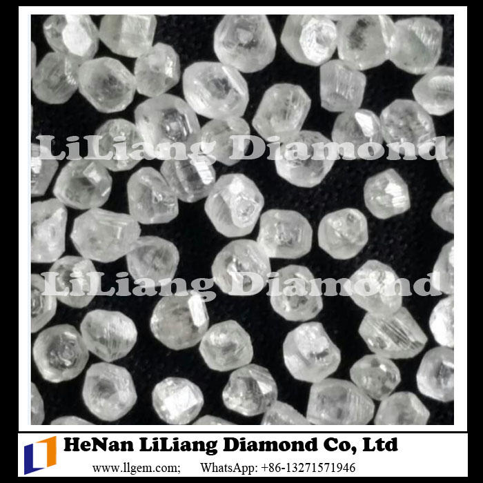Uncut Man Made Synthetic Rough Diamond from China Manufacturer