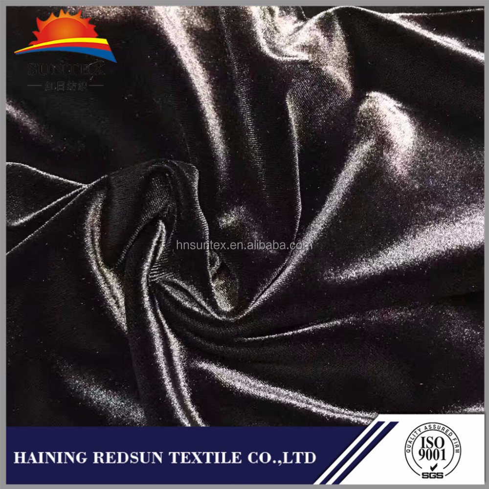 Wholesale cheap polyester custom fabric for making garment fleece knitted upholstery fabric cheap fabric