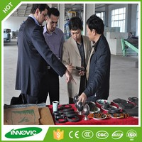INNOVIC Tire Recycling Machine for Triangle Truck Tire