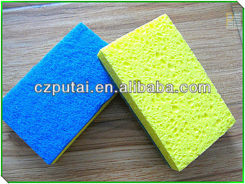 Cellulose Sponge ( Cleaning Product )