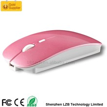 BWM-05 Super Slim Thin Custom Brand Name Computer Mouse Driver Bluetooth Optical Magic Mouse
