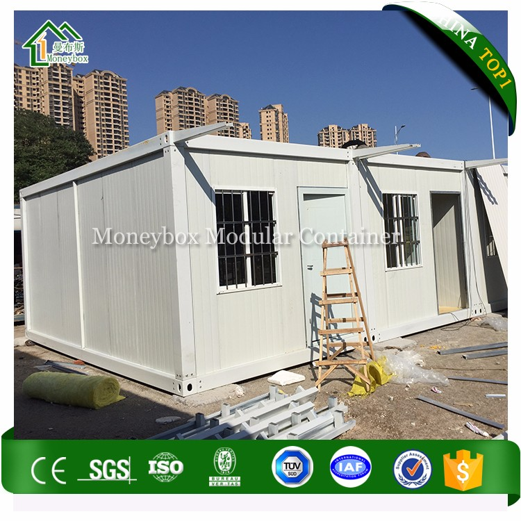 Waterproof Fire Anti-Corrosion prefab mobile homes houses/prefab kit house/prefab houses in kenya