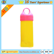 Popular Outdoor Toys 110ml Bottle Big Soap Water Bubble for Kis Game