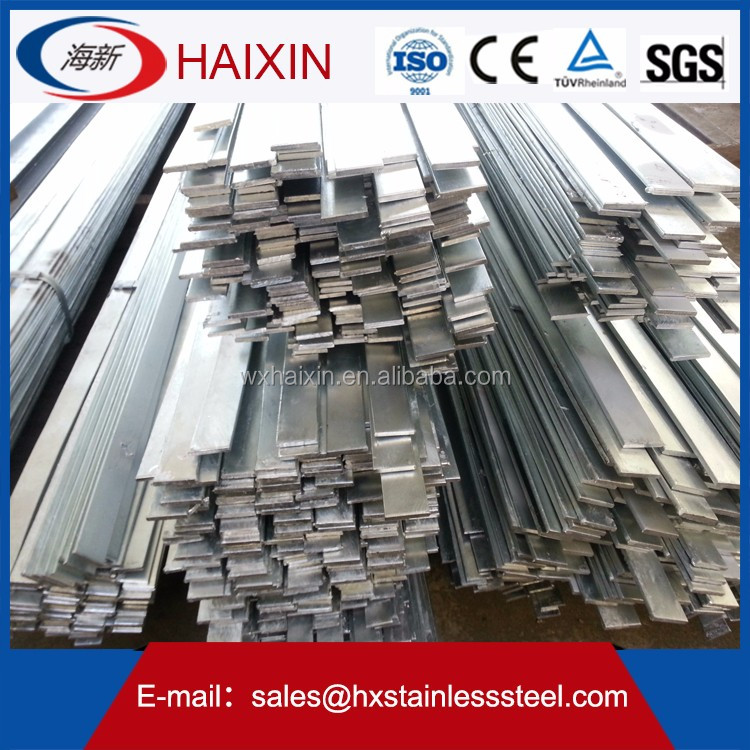 antique stainless steel flat bar weights with high quality