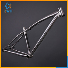 Custom titanium mountain bike/fat bike/ road bike frame factory