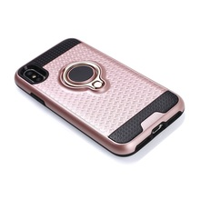 Wholesale Factory PC TPU 2in1 3d Car Phone Cases With Holder On Back Cell phone Cases For Apple iPhone 10 X