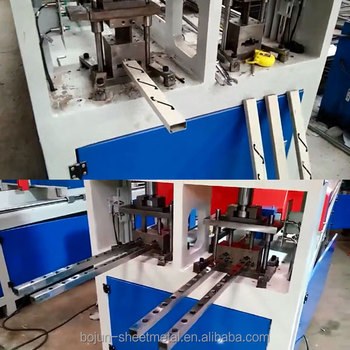 China manufactured CNC stainless steel pipe custom hole hydraulic punching machine