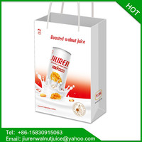 National brand juice Jiuren roasted almond drink best milk