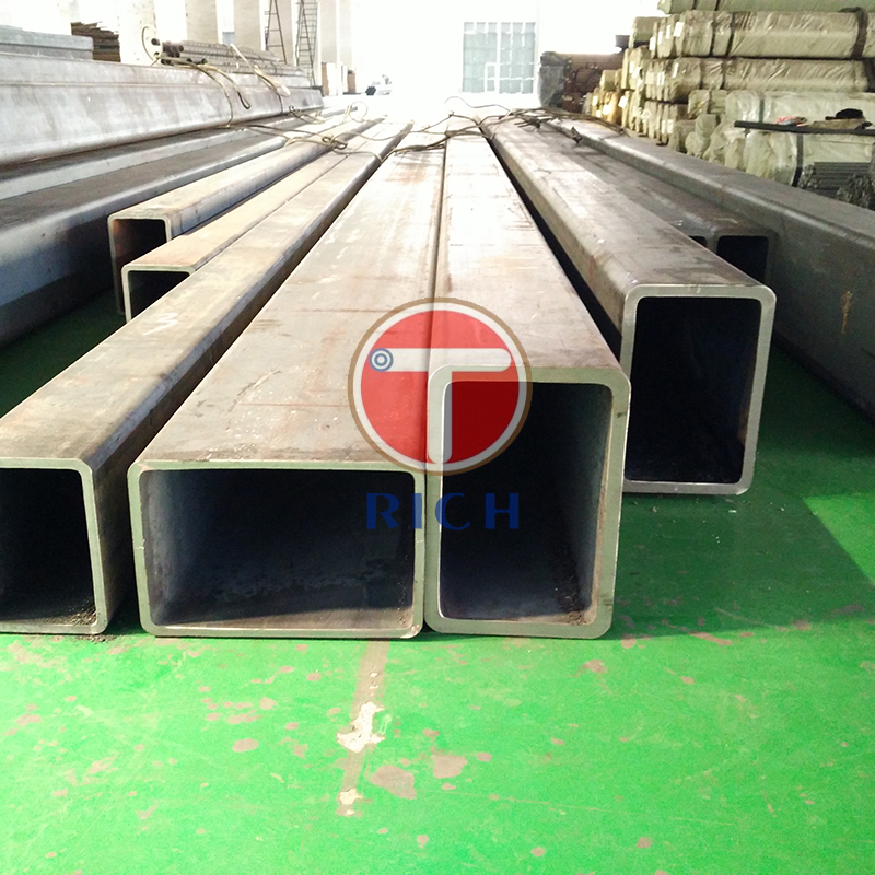 Professional Factory Hollow Section Cold Drawn Seamless Square Steel Tube