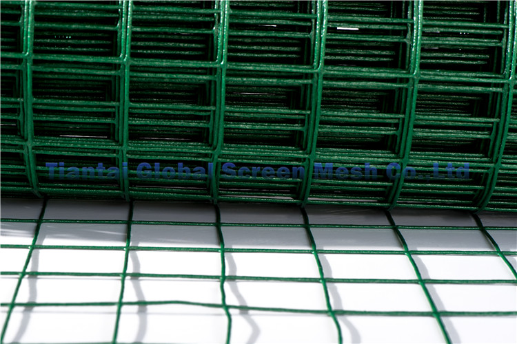 Reasonable Price Factory direct pvc coated welded wire mesh