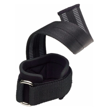 China Suppliers Custom Black Color Adjustable Sports Wristband Wrist Weight Strap