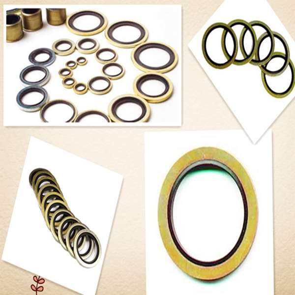 Ideal fittings hydraulic seal washers