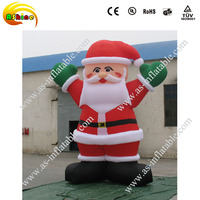 giant christmas inflatable Santa Claus