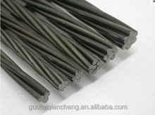 PC strand 12.7mm prestressed concrete steel strand for overhead crane beam