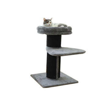 custom High quality fashion diy luxury sisal pet supplies cute  cat tree House