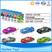 1 64 scale diecast model construction cars toys for kids