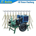 High Quality Farm used diesel irrigation water pumps