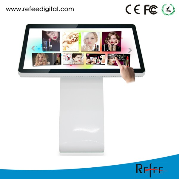 Fashionable 55inch LCD Sample of Advertisement Product