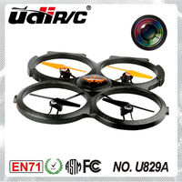 2014 4 Channel 4 AXIS 2.4g rc quadcopter kit U829A