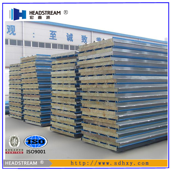 Mineral Wool/Glass Wool Siding Panels