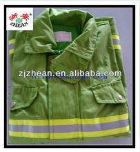 used fire suits for sale/fire rescue suit