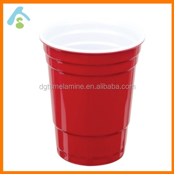 Low Price Cups for Party.Red & White