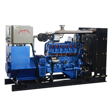 CE 100kW biogas engine generator price