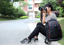 2015 NEW DSLR camera Bag Backpack Photo Bags for Nikon Canon Sony D60 D700 D7000 D80 D600 D3X D40X D5000 Waterproof Camera bag