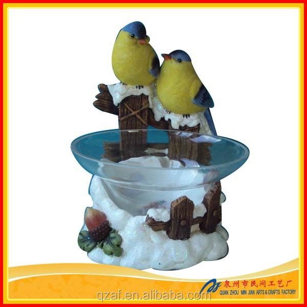 hot sell out door christmas decoration, christmas gift with birds