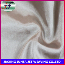 100%T china suppliers fabrics textiles undergarment stretch twisted satin fabric