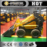Hot Chinese small Mini skid steer loader HYSOON HY380 for sale