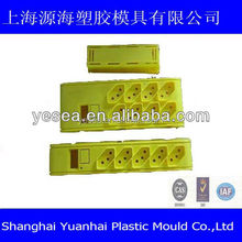 shanghai factory mould for electrical outlet/mold for electrical outlet