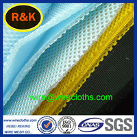 3d air mesh knitting fabric for motorcycle seat cover