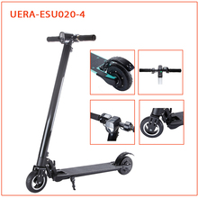 2017 hot High quality folding two wheel electric balance scooter with seat for adult