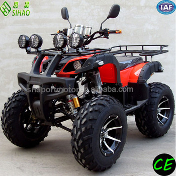 SHATV-024 High quality and Good Design with Reverse 249cc/cm3 ATV with CE for Adults